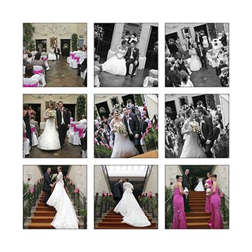Storybook Wedding Photos at Nailcote Hall (30)